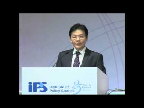 """Singapore Perspectives 2013 """"Governance"""" - Panel II: The Dominant"""