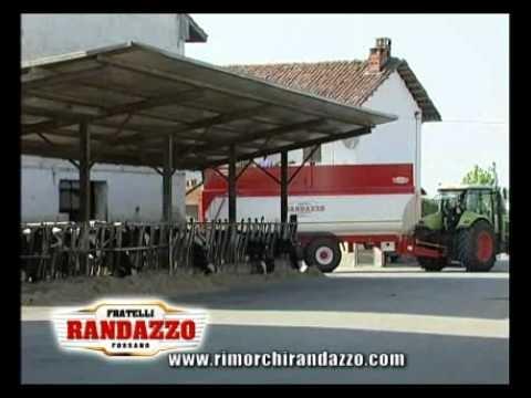 Rimorchi agricoli randazzo tridem tondo e portaballoni for Rimorchi randazzo