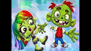 Zedd the Zombie Grow Your Wacky Friend / Crazy Labs Tabtale / Android Gameplay Video