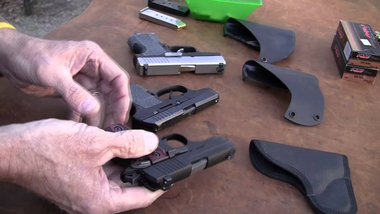 Sig P238 comparison - YouTube