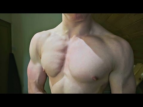 100 Push Ups a Day For 30 Days CHALLENGE - Results (2016)