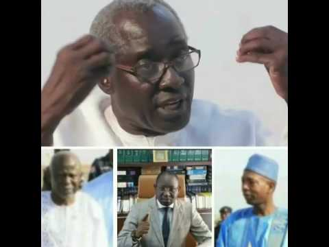 Halifa Sallah Calls On The Coalition To Face The Nation & Convey The Truth
