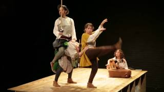 NEW TRAILER OF: The Ingenious Gentleman Don Quixote of La Mancha (by Caitlin Quinn Stroud)