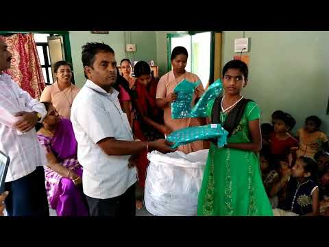 Diwali dress 2017 to Madhgondapalli Indira Gandhi Home Children(1)