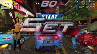 FAST AND FURIOUS - SUPER CARS -  ALL HARD/EXPERT TRACKS  - PC ARCADE  (RAW THRILLS)  - 1080p  60fps