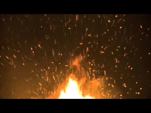 Fire Burning Flames  free stock footage