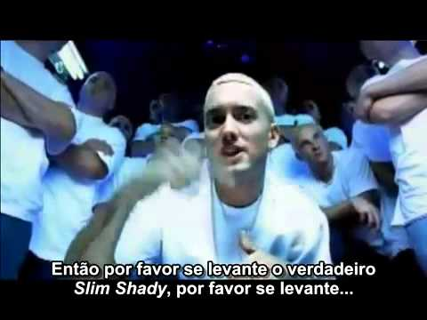 Eminem The Real Slim Shady Legendado YouTube - YouTube