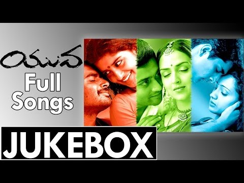 Yuva(యువ ) Telugu Movie || Full Songs Jukebox ll Surya, Madhavan, Esha Deol, Trisha