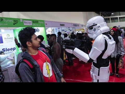 Bangalore Comic Con 2017/ INDIA - Complete Edition