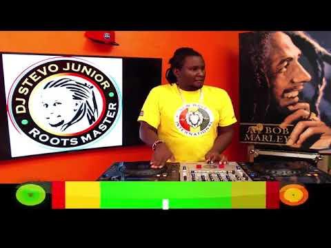 DJ STEVE JUNIOR LIVE ON 254 DIASPORA DJS