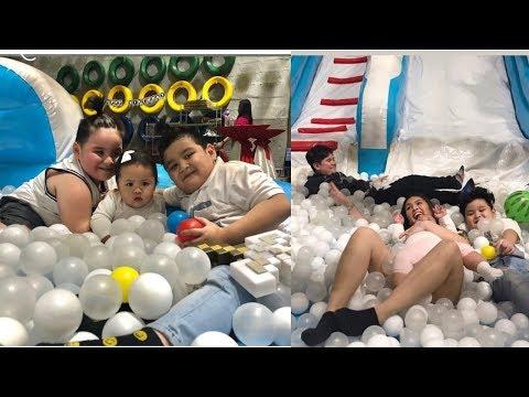 Baby Talitha Sotto, Tuwang tuwa sa Pag Lalaro. Mommy Pauleen LUNA Nahirapan sa bigat ni baby 😍😂