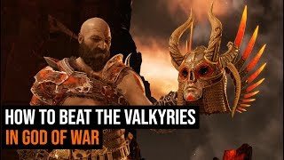 Video How To Beat All 9 Valkyries in God of War download MP3, 3GP, MP4, WEBM, AVI, FLV Juli 2018