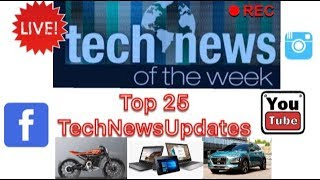 BREAKING NEWS TOP 25 TECH NEWS UPDATES AUGUST 2018