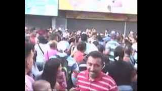 Barquisimeto cola pelea disparos 08/01/15