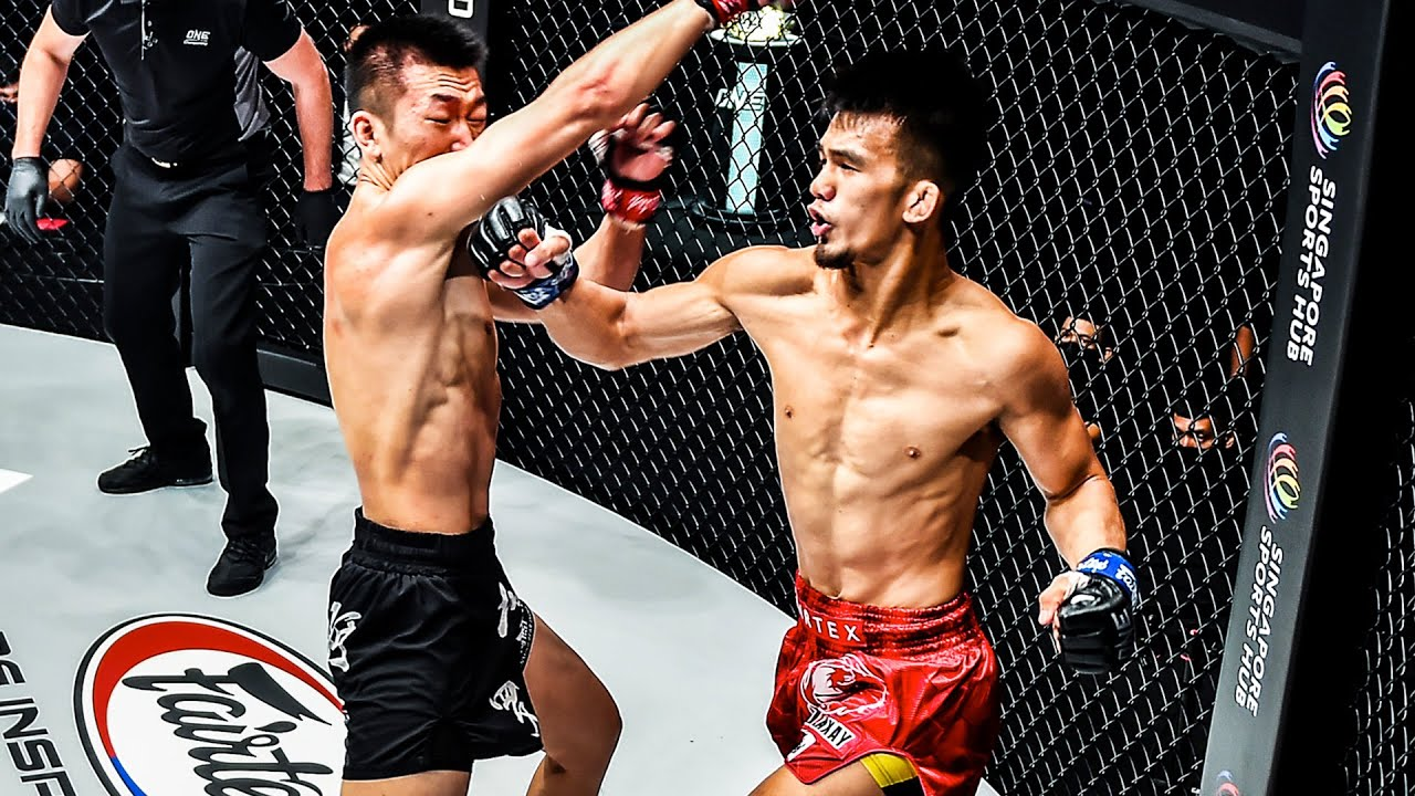 The BACK-AND-FORTH BATTLE Between Jeremy Pacatiw & Chen Rui 💥