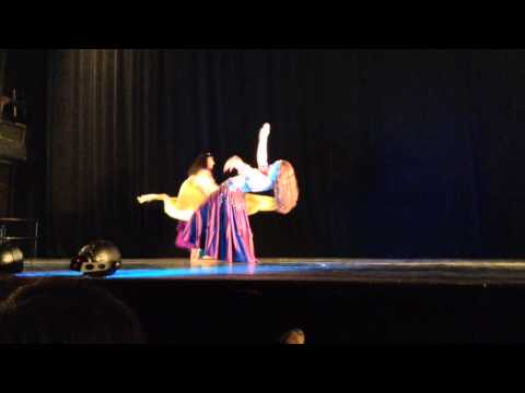 2014 Saratoga School for the Arts Showcase - Bellydance
