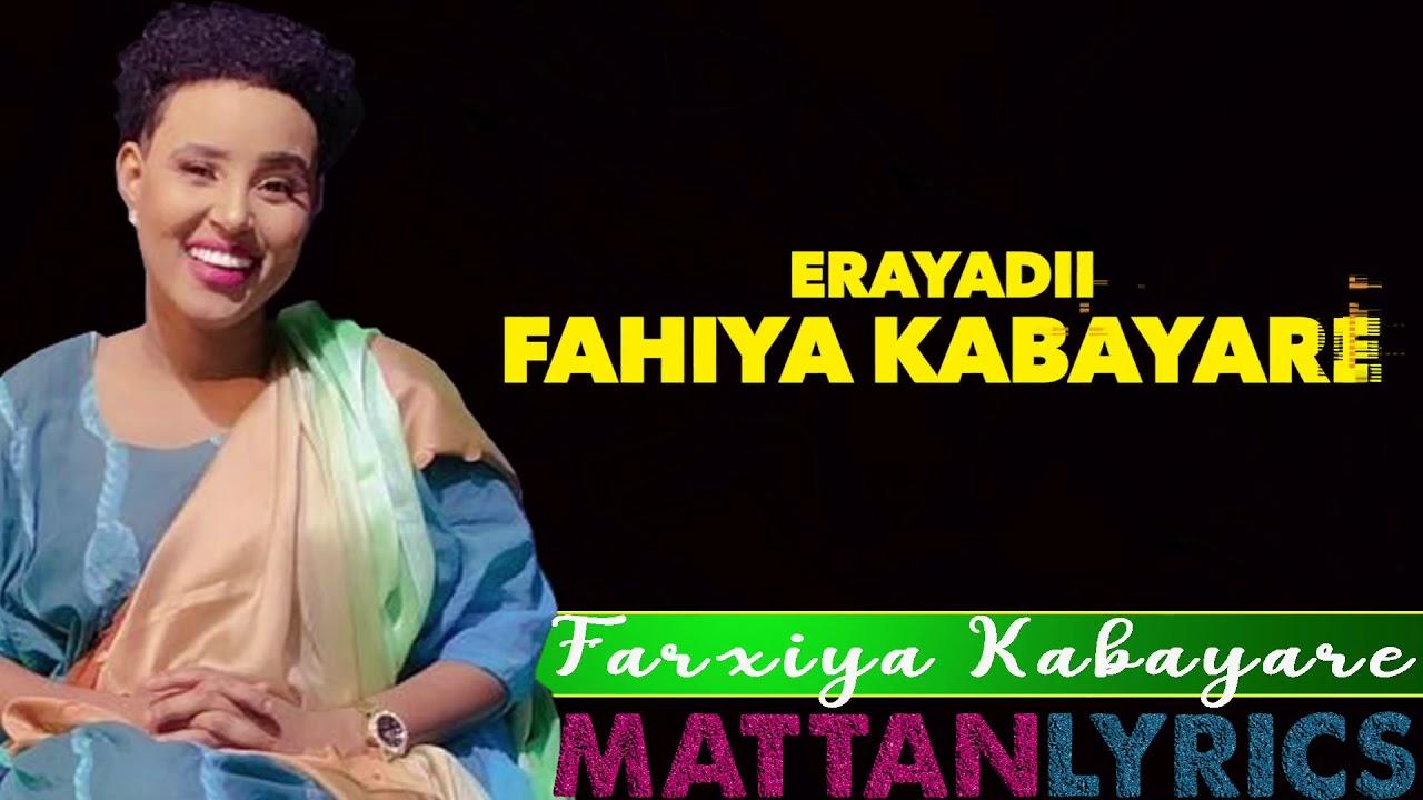 Farxiya Kabayare