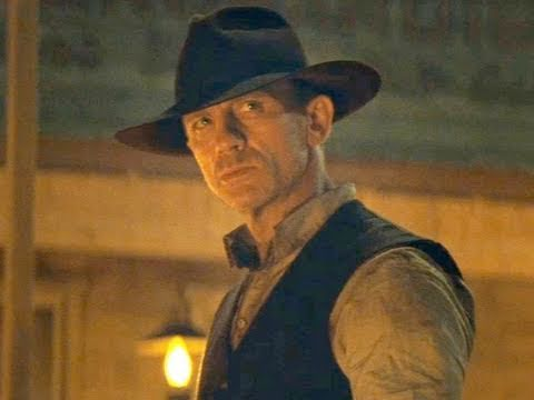 "Cowboys & Aliens ""SpikeTV Most MANticipated Movie"" Trailer ..."