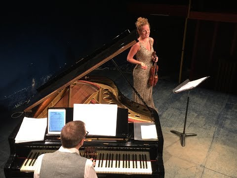 Concert Music Hall Yiddish LIVE : Joelle Strauss & Jean-Philippe Collard-Neven