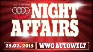 Night Affairs 2013