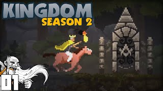 """STRONG STONE WALLS!!!"" - Kingdom S02E01 - 1080p HD PC Gameplay Walkthrough"