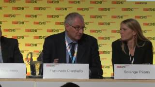 ESMO 2016: Q&A on Friday's press briefs