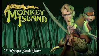 Tales of Monkey Island | 1#  Wyspa Rozbitków
