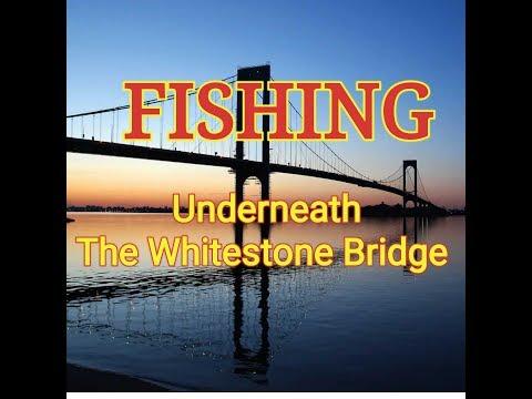 Fishing At The Whitestone Bridge