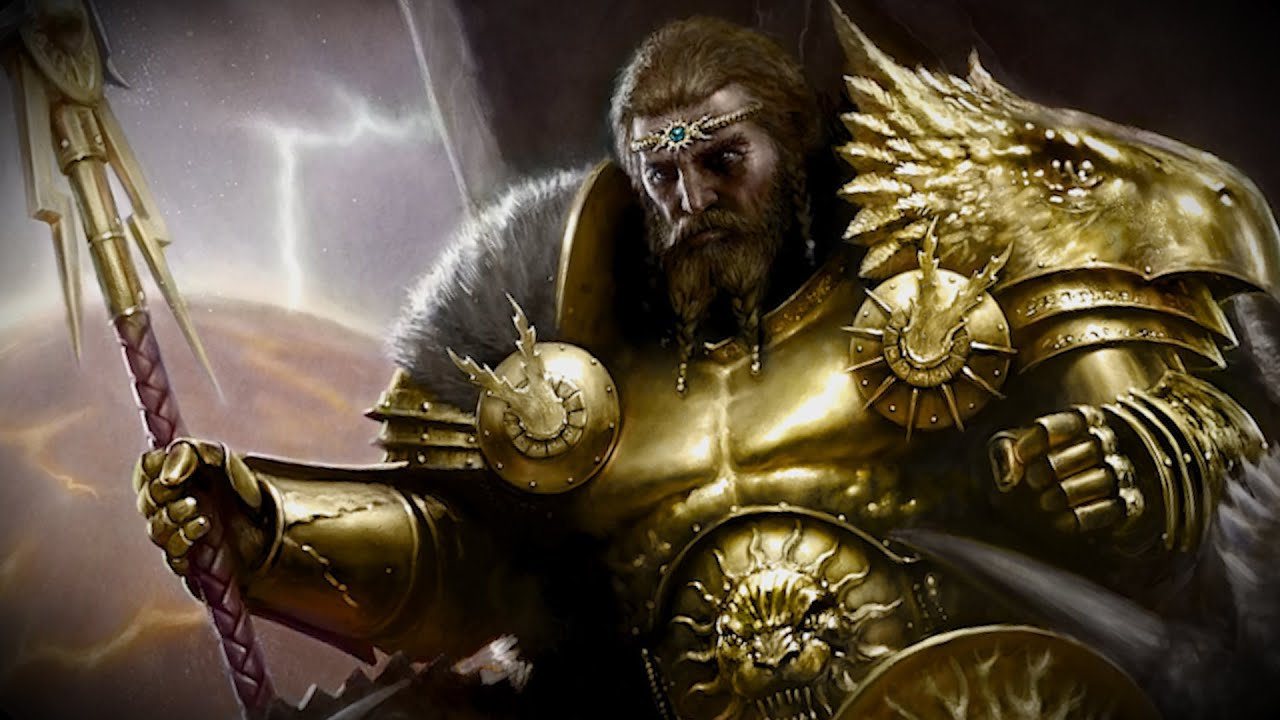Warhammer Age of Sigmar - Official trailer - YouTube