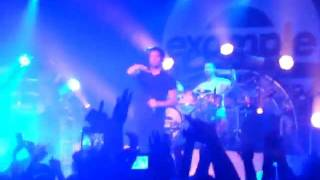Example - Watch The Sun Come Up - Live Glasgow Barrowland Ballroom 27.02.2011