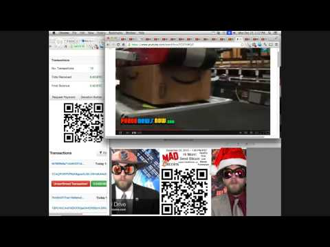 MadBitcoins! Christmas Special 2013 and Live Bitcoin Telethon! Donate Now! Watch Live!