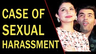 Anushka Sharma Wanted To Charge Sexual Harassment Case Against Karan Johar