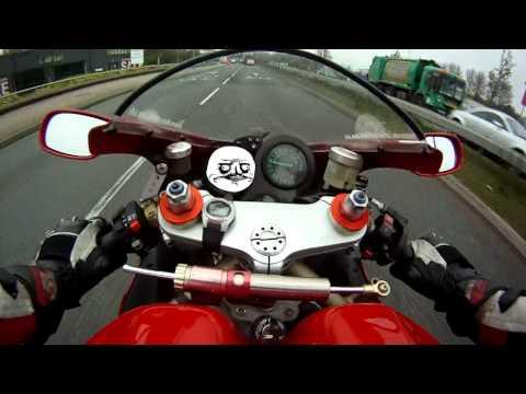 Ducati 748/916 Go Pro HD daytime test #1