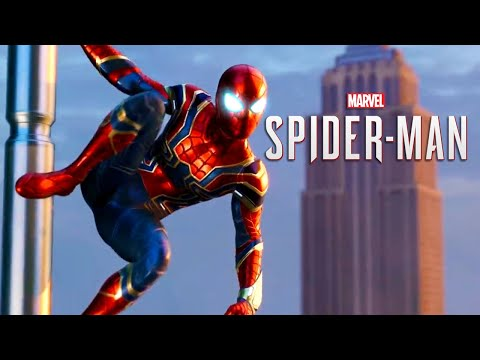 Marvel's Spider-Man - Iron Spider Suit Reveal Trailer