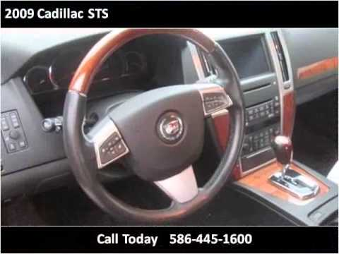 2009 Cadillac Sts Used Cars Roseville Mi Youtube