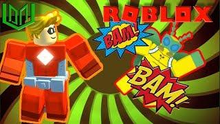 Kita Selamatkan Roblox - Heroes of Robloxia #1