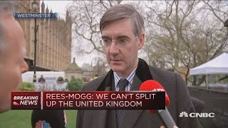 Jacob Rees-Mogg: We cannot split up the United Kingdom   Squawk Box Europe