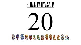 Final Fantasy IV (PC) playthrough pt20 - The Giant's End and A TWIST!/The Moon Cave