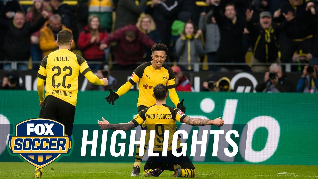 Dortmund Vs Stuttgart 2020