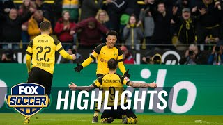 90 in 90: Borussia Dortmund vs. VfB Stuttgart | 2019 Bundesliga Highlights