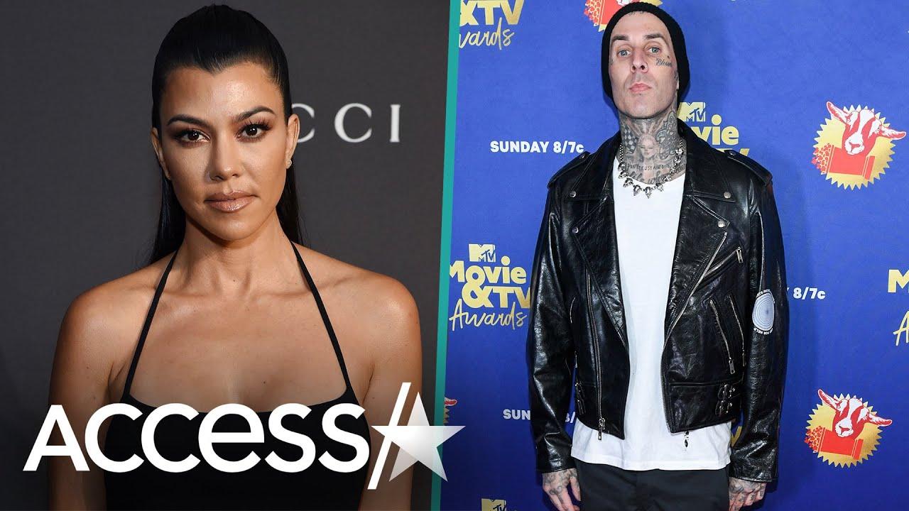 Travis Barker's Daughter Calls Kourtney Kardashian 'Stepmom'