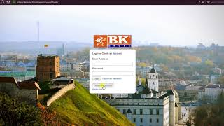 BK Group B2B Ecommerce Solution for Security Professionals