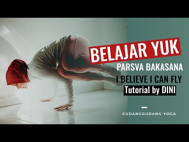 Tutorial Yoga Pose | Side Crow Parsva Bakasana with Dini Zufar & Mona Jahja Gudang Gudang YogAnytime
