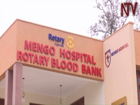 Prime Minister Rugunda launches private blood bank at Mengo hospital
