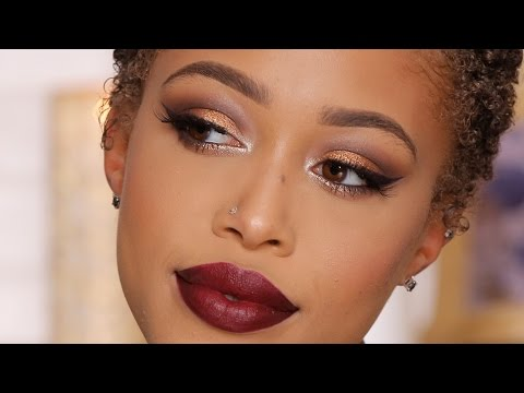 Holiday Makeup -- InDepth | Jaleesa Moses