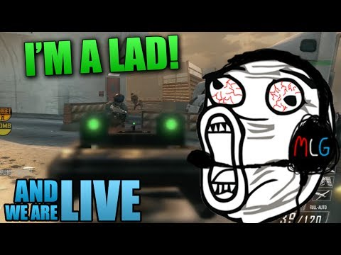 """WE'RE ALL ON A BRIDGE! (BO2) - """"And we are LIVE!"""" #100"""
