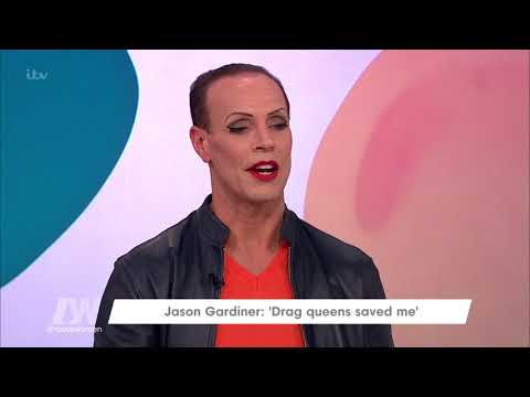 Jason Gardiner Feels Empowered as a Woman | Loose Women