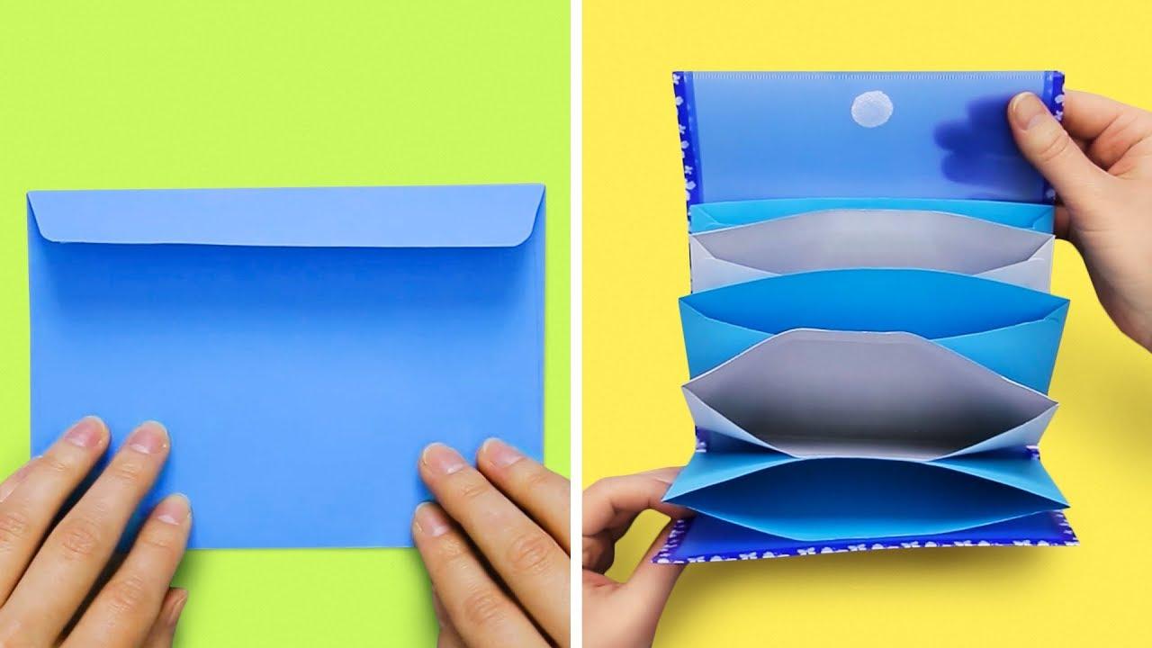 cardboard box hacks 5 minute crafts
