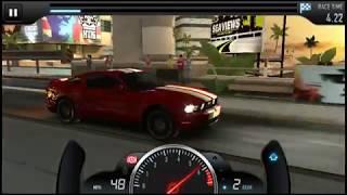 CSR racing gameplay