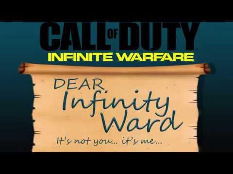 Dear Infinity Ward... It's not you... it's me | Infinite Warfare Beta gameplay